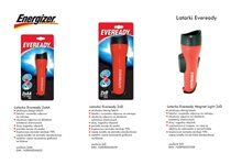 Energizer - latarki eveready