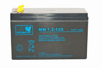 Akumulator AGM MW Power 12V 7,2Ah 3-5 lat