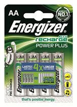 Energizer Akumulator HR6 2000 mAh Power-Plus
