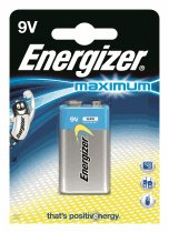 Energizer Maximum + Power boost  6LR61