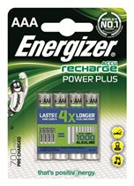 Energizer Akumulator HR03 700 mAh Power Plus