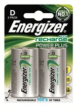 Energizer Akumulator HR20 2500 mAh Power-Plus