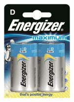 Energizer Maximum + Power boost  LR20