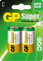 GP Super Alkaline LR20