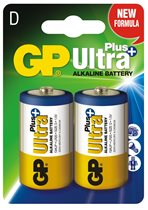 GP Ultra Plus Alkaline LR20