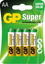 GP Super Alkaline LR6
