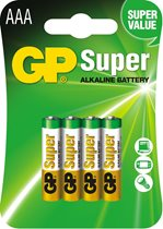 GP Super Alkaline LR03
