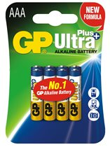 GP Ultra Plus Alkaline LR03