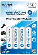 EverActive akumulator R6/AA 2600 mAh, ready to use