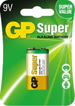 GP Super Alkaline 6LF22