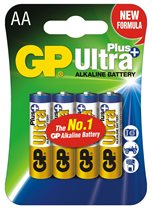 GP Ultra Plus Alkaline LR6