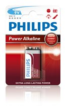 Philips Power Alkaline 6LR61
