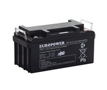Akumulator AGM Europower EPL 65-12